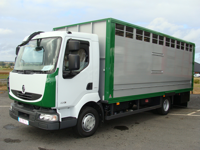 Carrosserie Guitton Manufacturer Of Cattle Trucks The Company